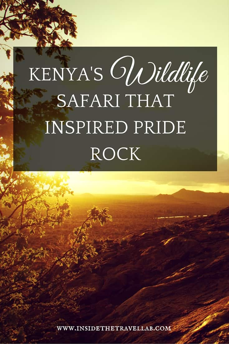 Unusual things to do in Kenya > I'm no stranger to wonderful places to stay but Sasaab and its wildlife safaris in Kenya may just have nudged their way into the top spot in my heart - via @insidetravellab