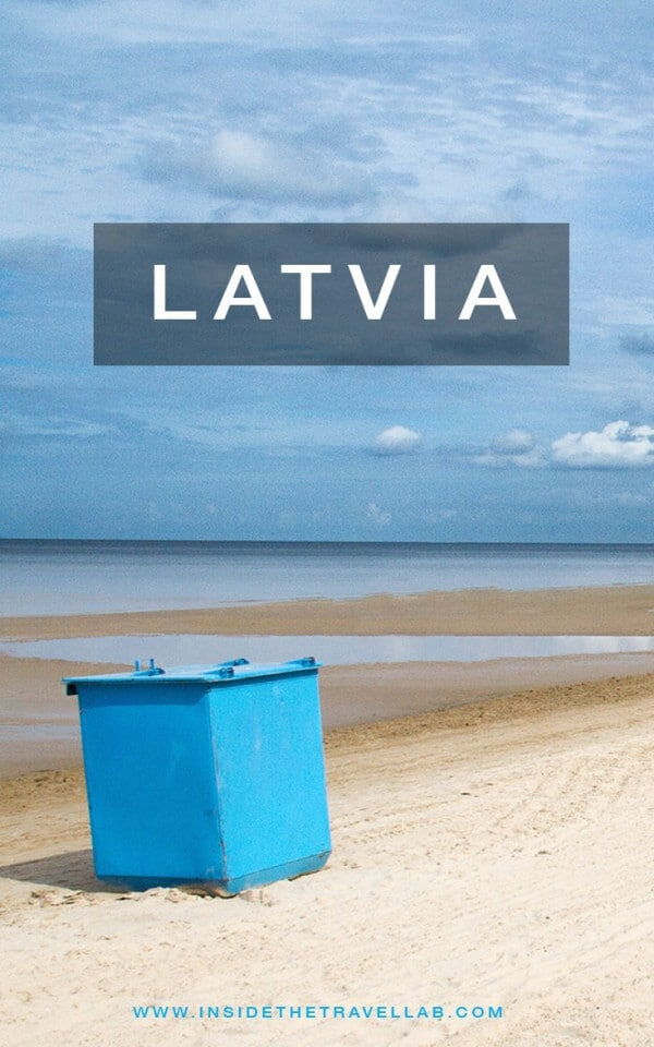 Three great reasons to travel to Latvia via @insidetravellab