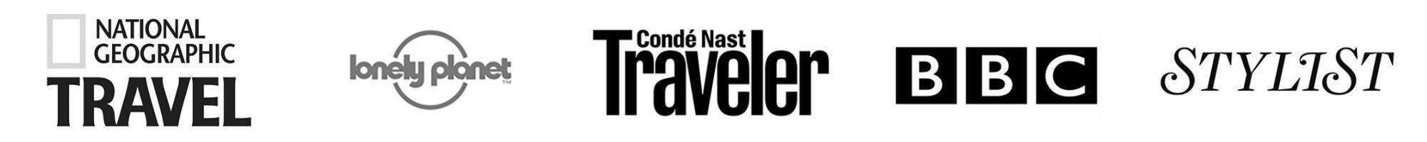 Award winning blog Inside the Travel Lab featured in Stylist Nat Geo Lonely Planet BBC