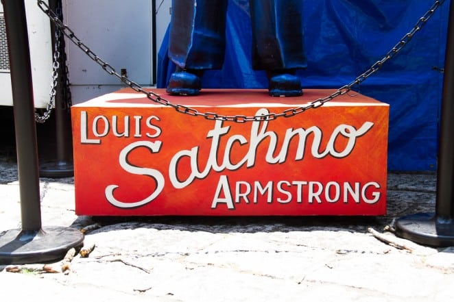 Louis Armstrong SatchmoFest in New Orleans via @insidetravellab