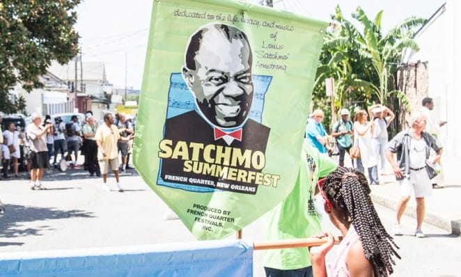 An optimistic outlook from Louis Armstrong