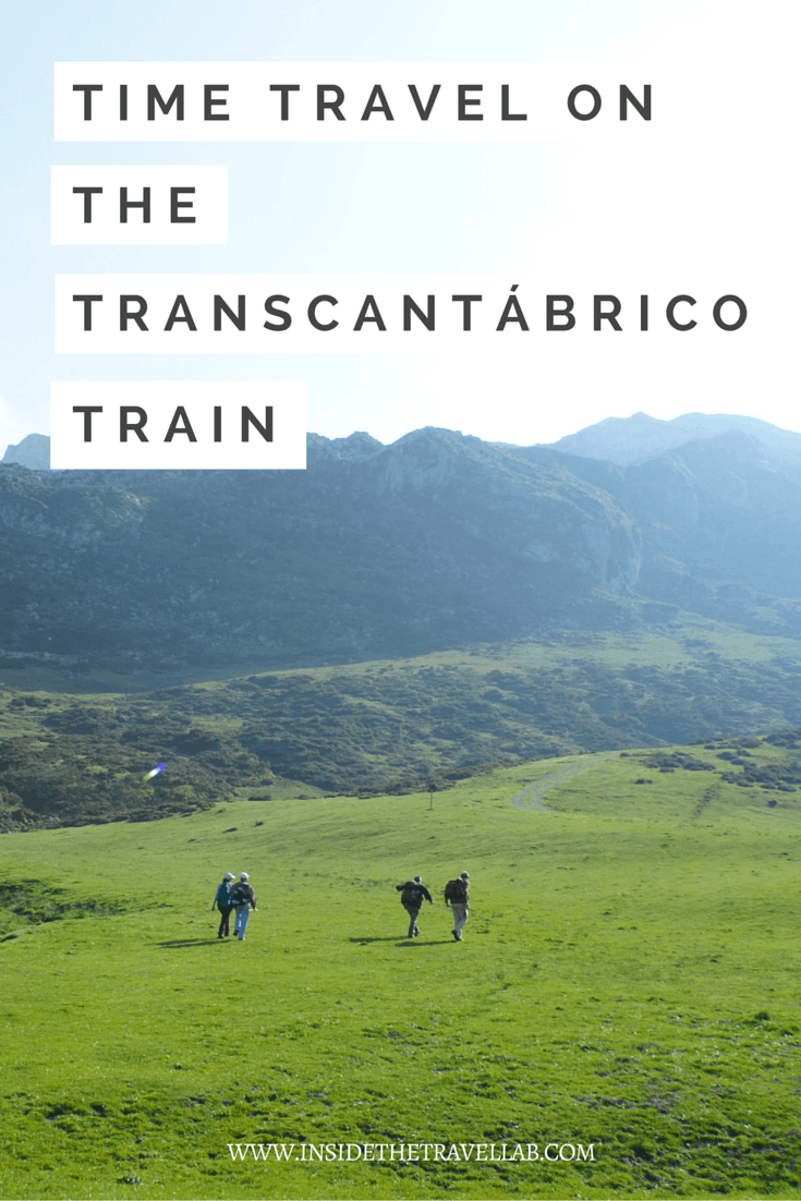 Unusual things to do in Spain. The Transcantabrico train chugs through Asturias. It has old-fashioned charm, with fresh funk when you least expect it. - via @insidetravellab