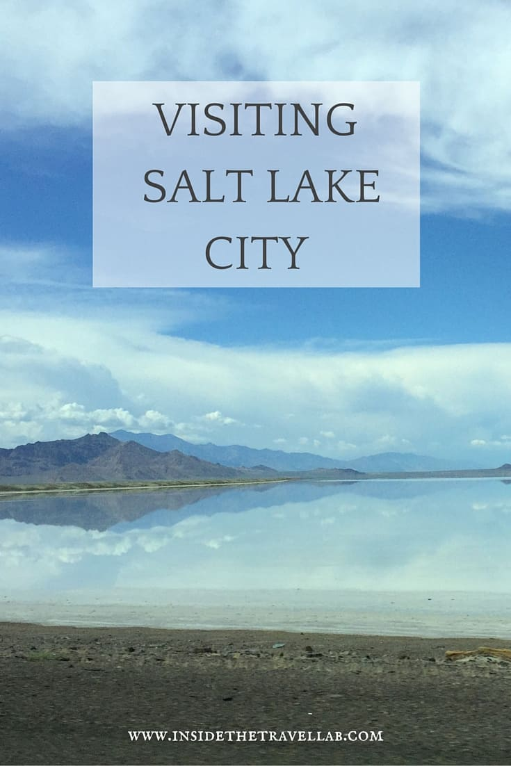 Visiting Salt Lake City in Utah USA by @insidetravellab
