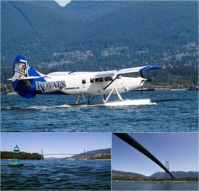 Canada Vancouver Seaplane and waterways