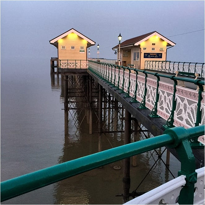 Beautiful Penarth in Cardiff via @insidetravellab