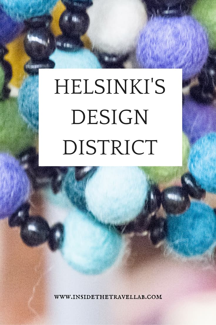 Helsinki Design District contains a cool collection of Finnish design shops to explore via @insidetravellab