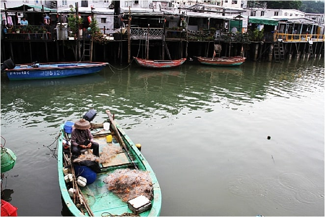 Hop on a boat to Mui Wo; it is a worthwhile unusual thing to do In Hong Kong.