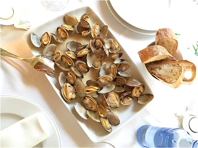 Galician Seafood via @insidetravellab