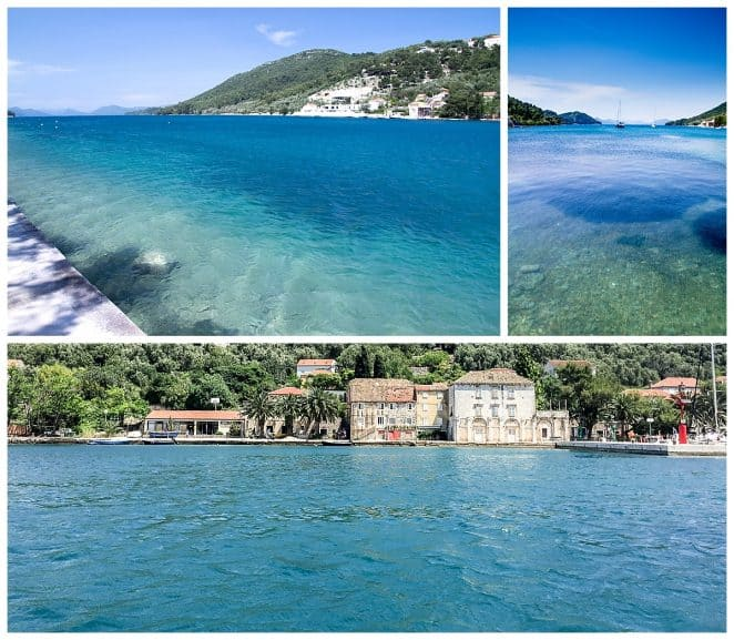 Zipping through the Croatian Islands of the Elaphiti Archipelago