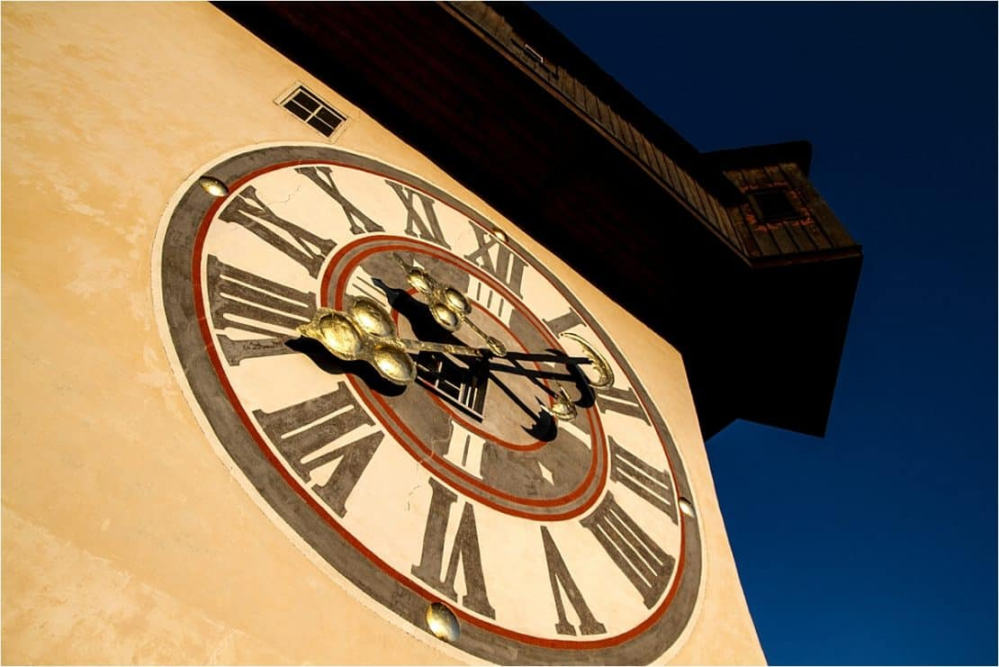 The Graz Clocktower