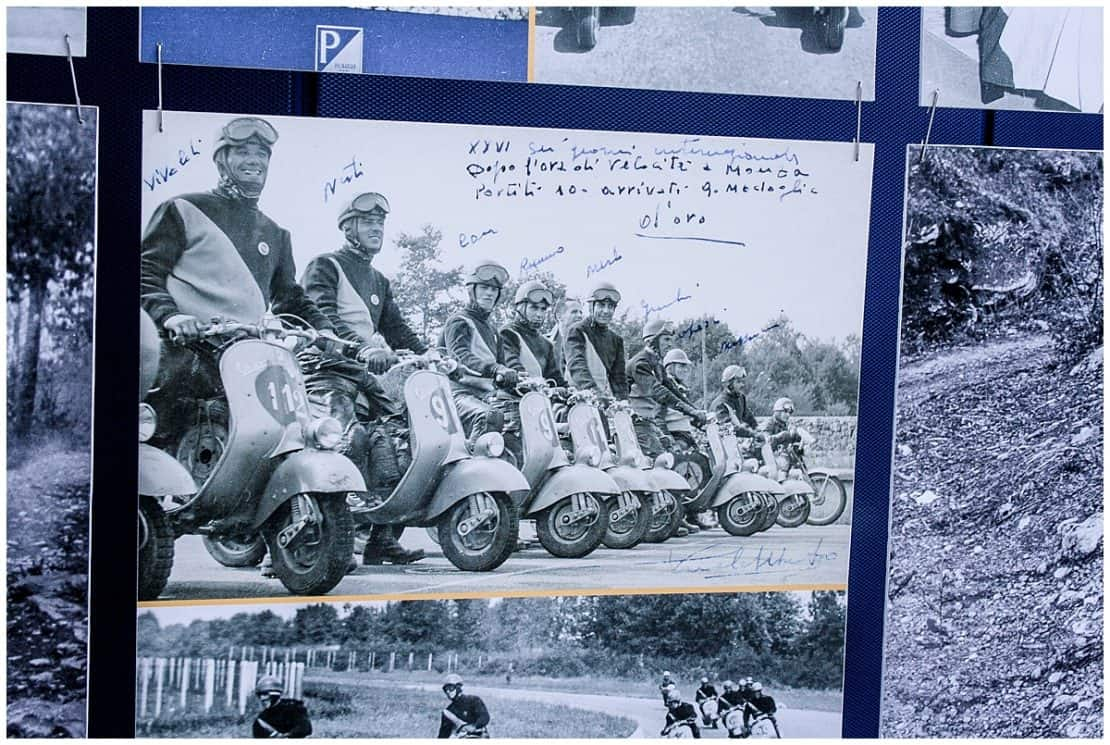 The History of the iconic Italian Vespa