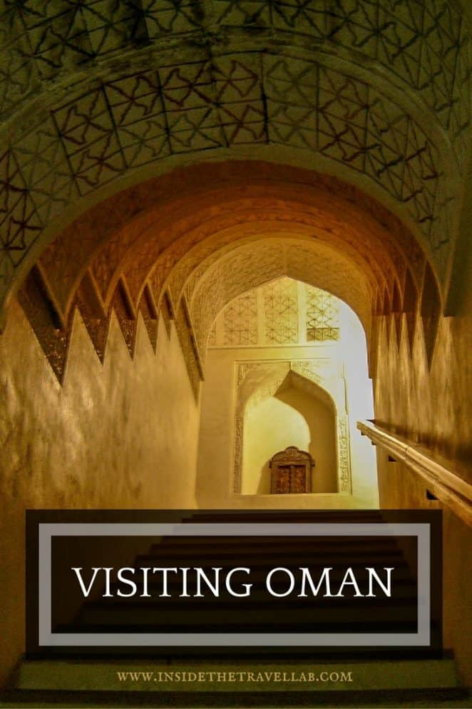 Travel to Oman - a beautiful, underappreciated country with fabulous beaches, stunning ruins and great wildlife. Via @insidetravellab
