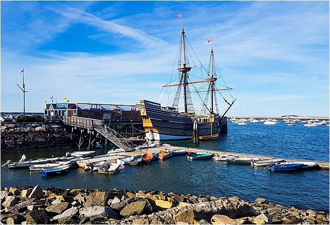 Things to do in Boston and beyond - the Mayflower