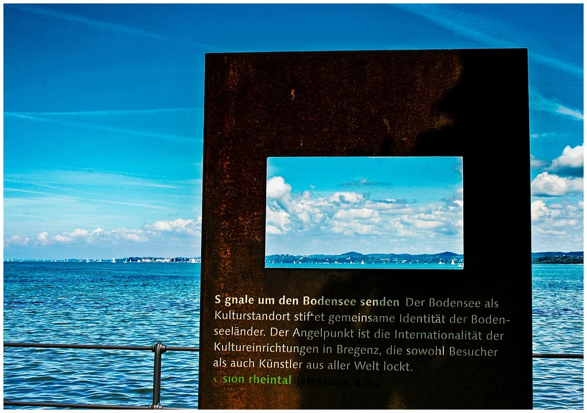 Bregenz and Lake Constance