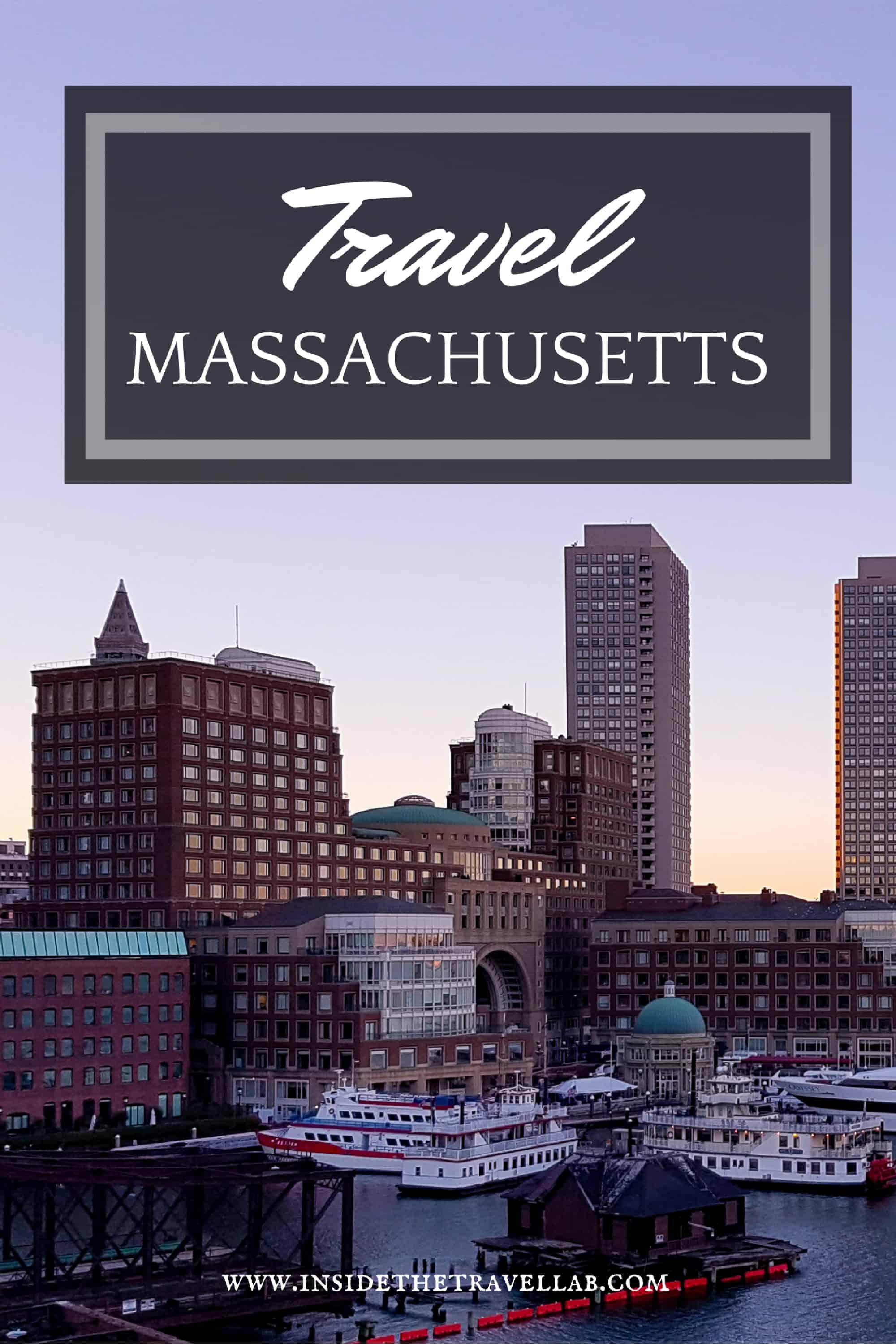 Things to do in Boston and beyond in Massachussetts via @insidetravellab
