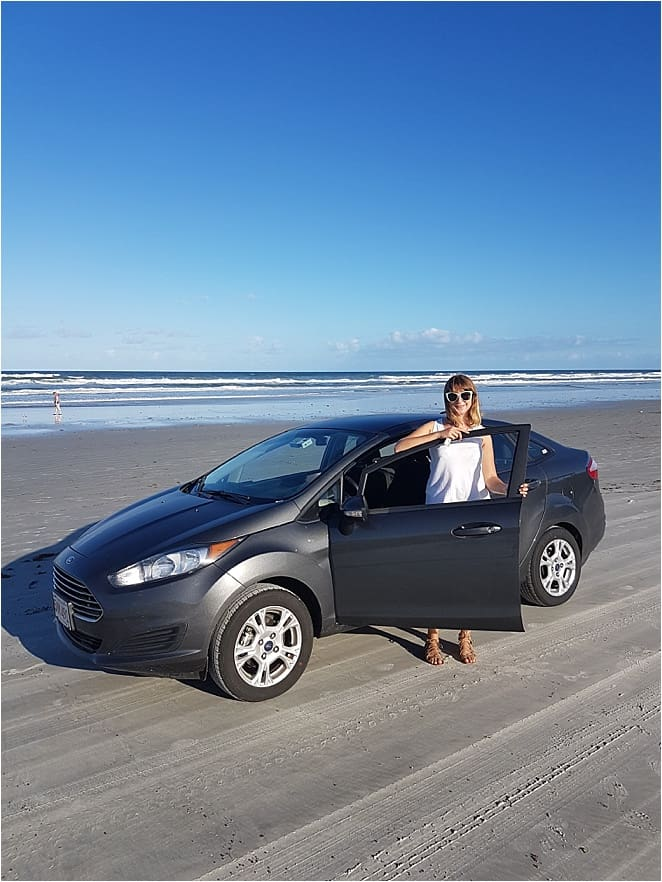 Driving on beach - UNUSUAL THINGS TO DO IN DAYTONA