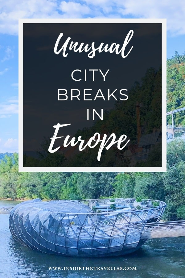 Find alternative city breaks in Europe with this guide to unusual short breaks. Includes travel to Toledo, Nuremberg, Utretch, Graz and other less well known European destinations. All still easy to reach from main airports. #Travel #Europe #TravelEurope #CityBreaks