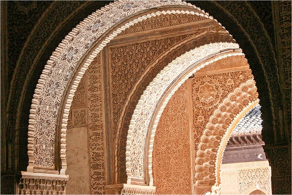 Arches of the Alhambra
