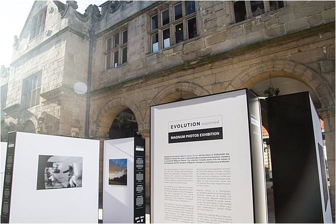 Evolution Explored in Shrewsbury