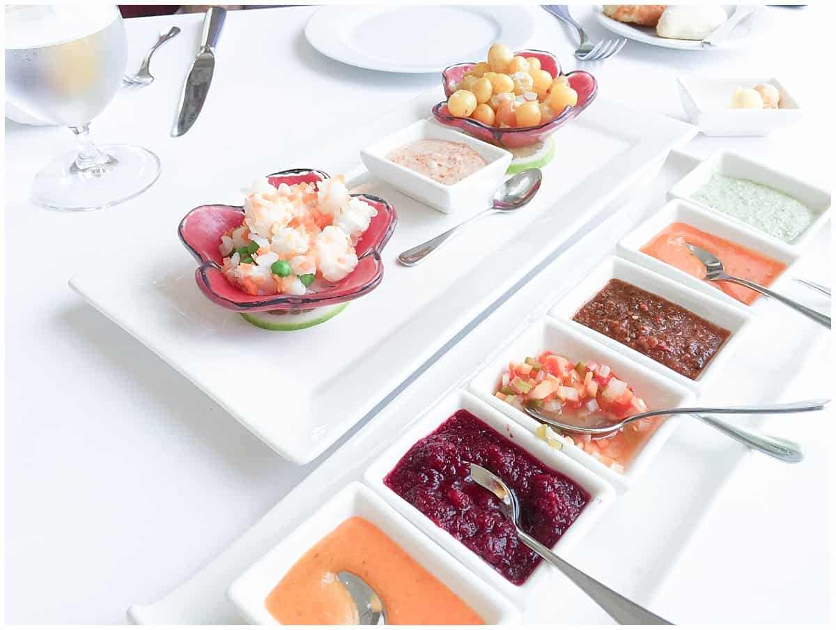 Dipping flavours in Quito