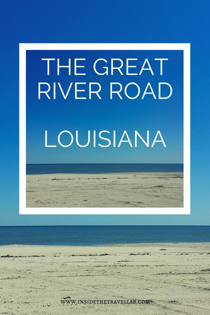 Driving the Great River Road from New Orleans is a beautiful yet haunting way to explore the history of the Deep South