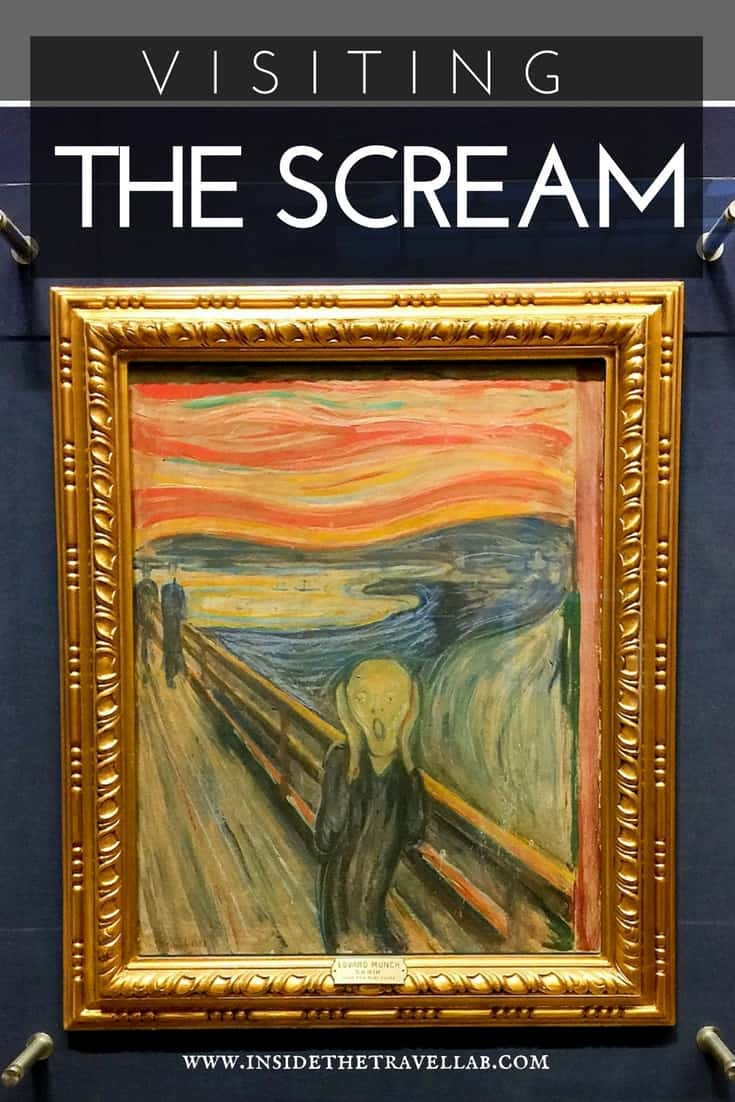 Visiting The Scream in Oslo, Norway, is a must-see for art lovers and anyone who's curious about culture. Here's how and where to see the Scream in Oslo from @insidetravellab