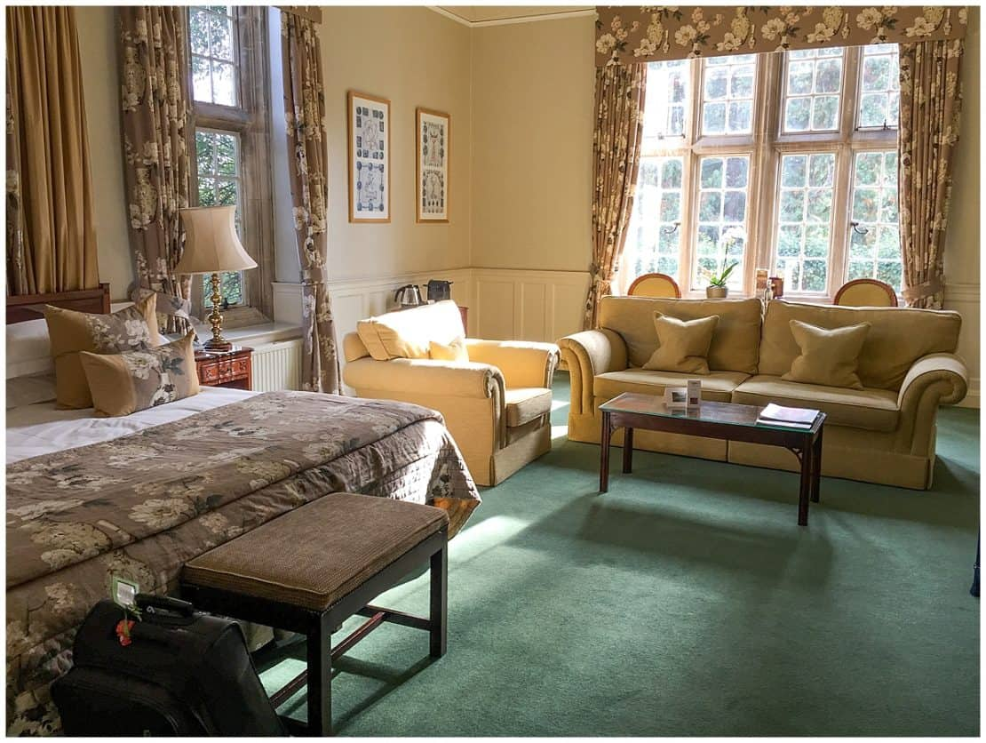 Room 12 Tylney Hall and Gardens