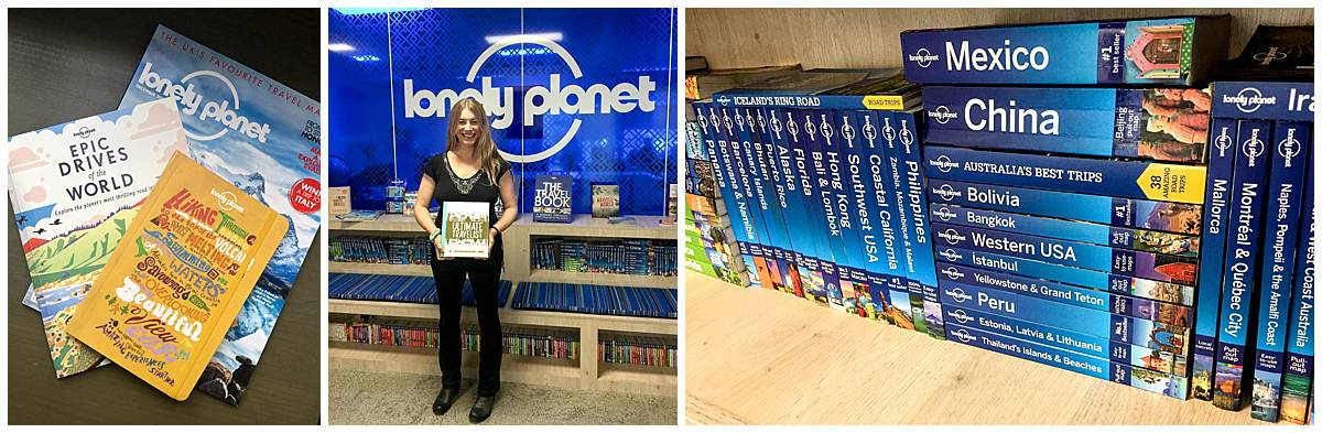Inside the Travel Lab a Lonely Planet Trailblazer