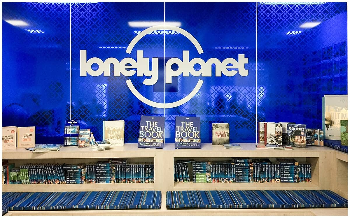 Lonely Planet London Office