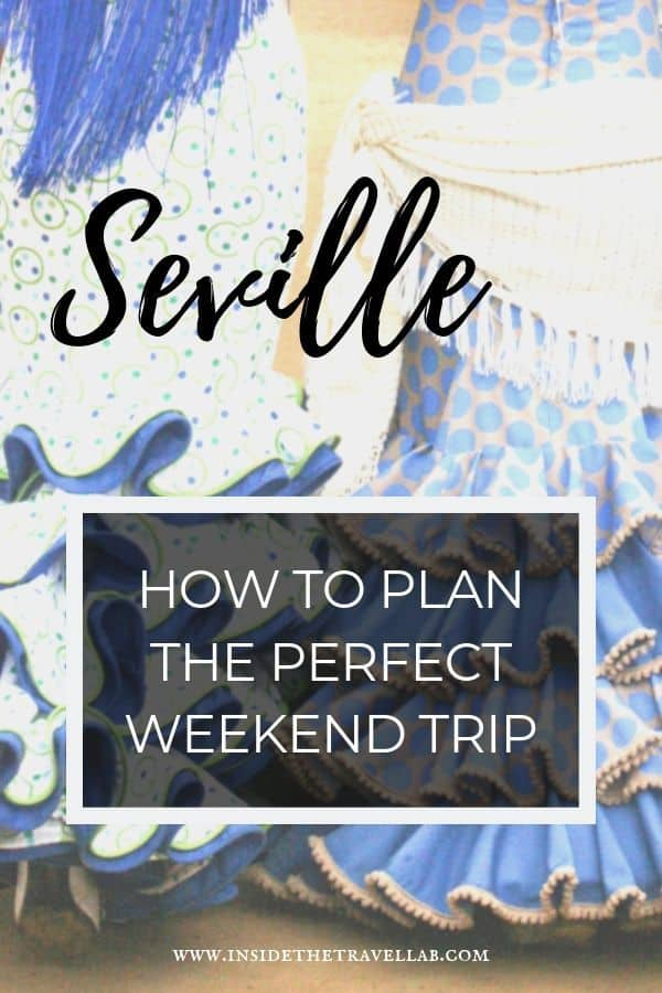 How to plan a trip to Seville, Spain, including things to do, where to eat and more. A hand-picked collection of the best travel ideas for Seville, Andalucia. #travel #spain #seville