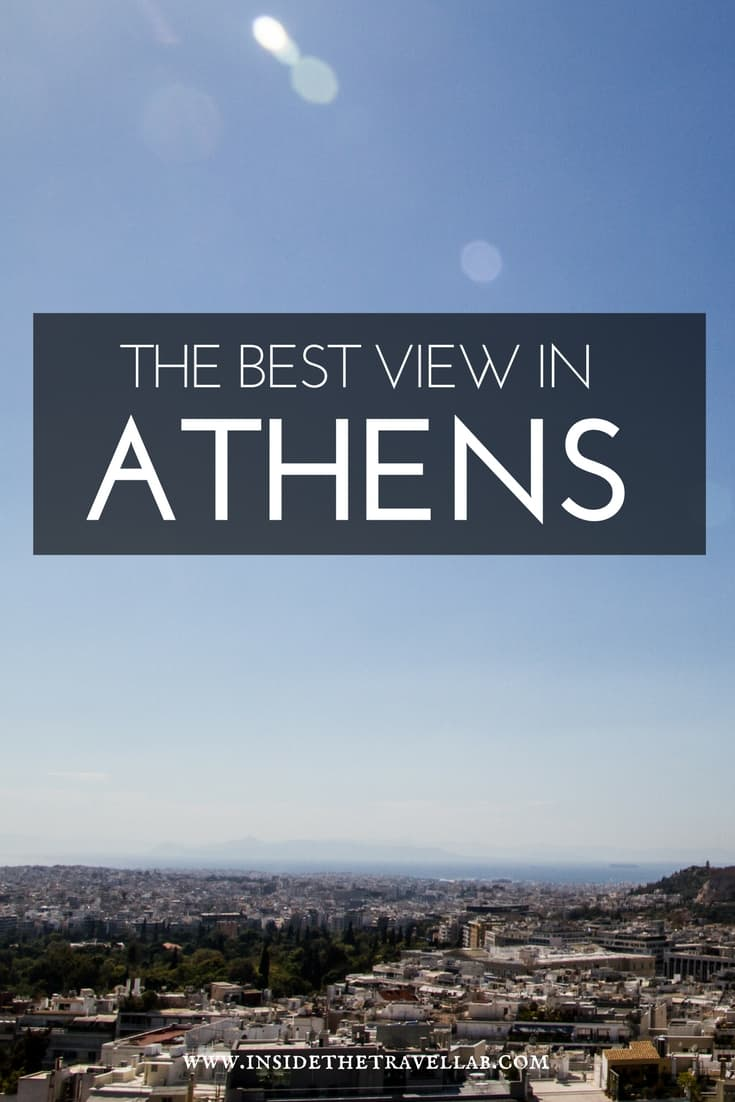 The best view in Athens - brunch, dine or stay at the St George Lycabettus in Athens, Greece for one of the best views of the city. Via @insidetravellab