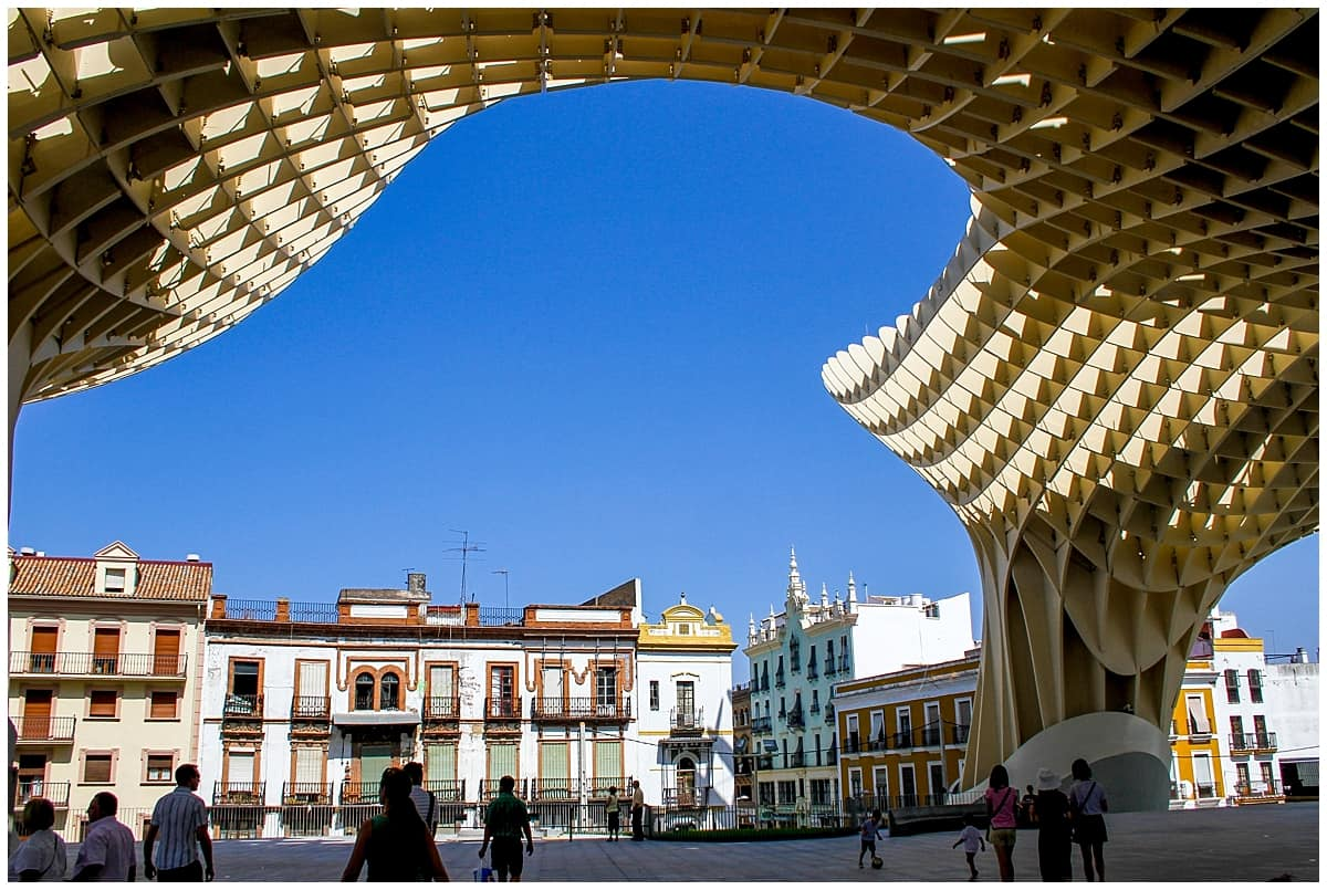 Espacio Metropol Parasol Best thing to do in Seville