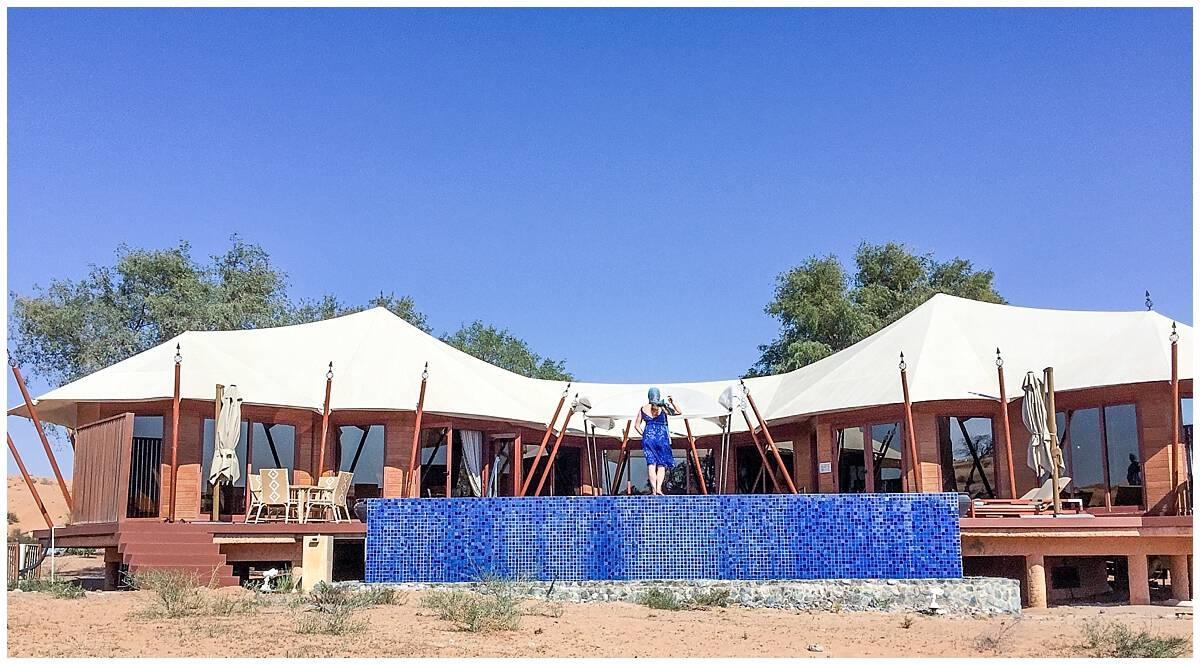 Ritz Carlton Al Wadi Review