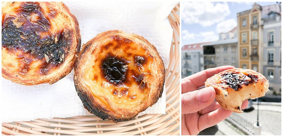 Pastel de Nata in Portugal