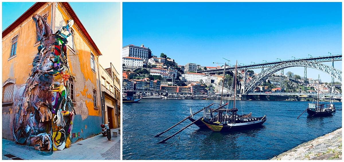 On the river Douro - a gorgeous thing to do in Portugal