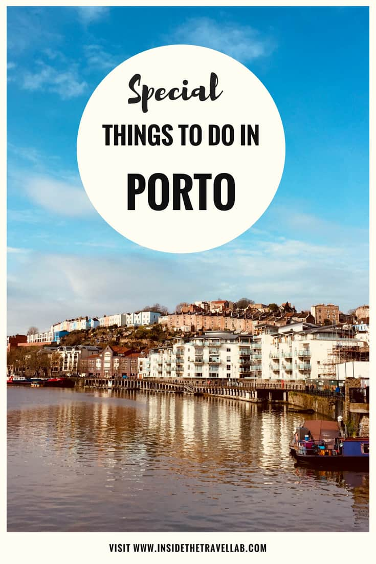 Special things to do in Porto