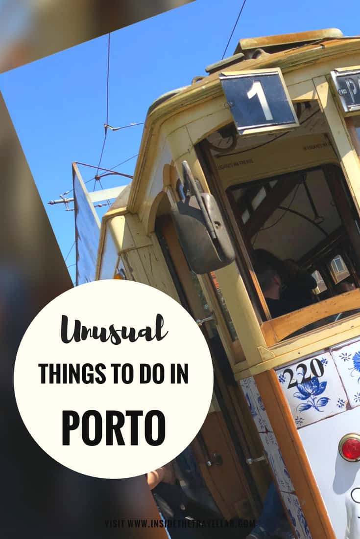 How to find special and unusual things to do in Porto as well as hitting the highlights of these beautiful city in Portugal. Where to eat in Porto, what to see in Porto and a little about why things are as they are. #porto #Portugal #Europe #prettycities #travel