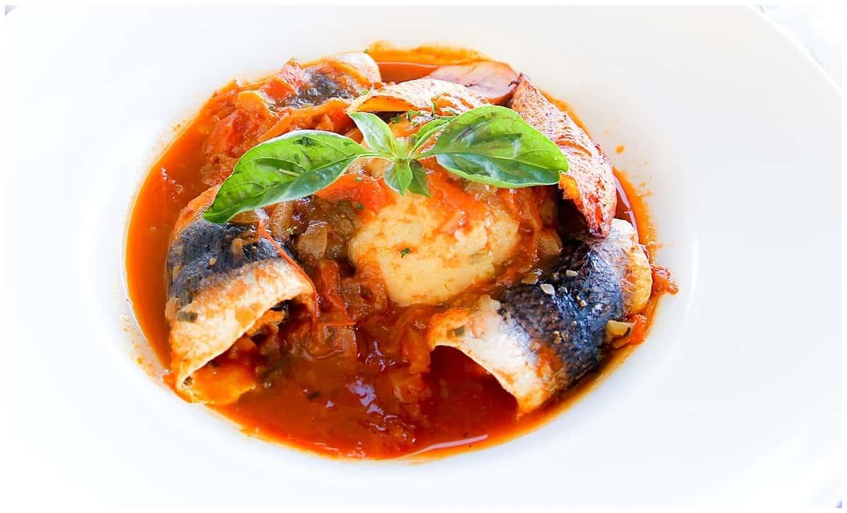 Bajan Recipes - Flying Fish prepared in Barbados