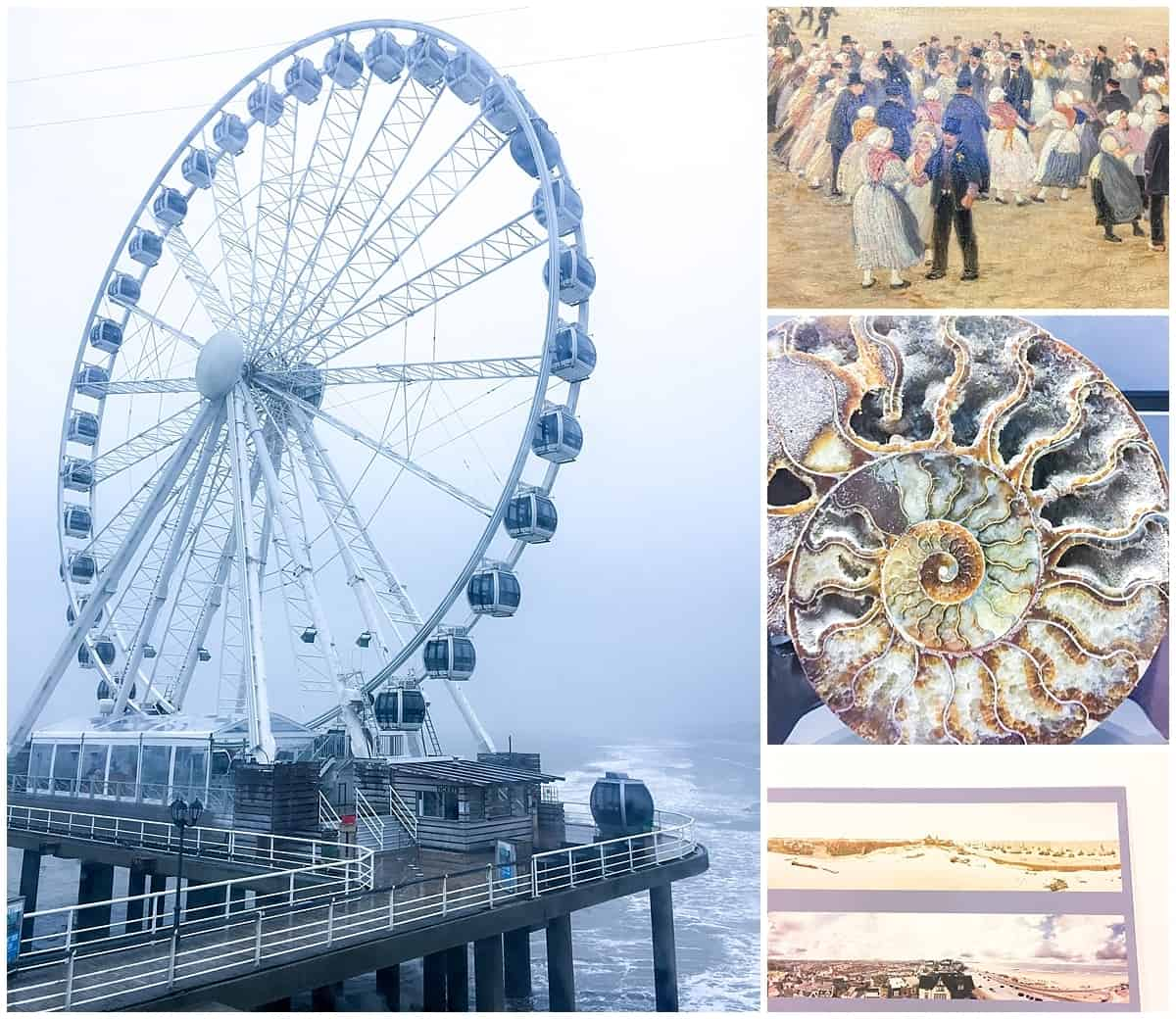 200 Years of Scheveningen Beach