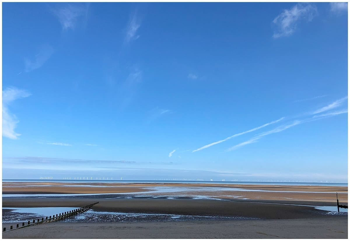 Unusual things to do in Wales - the coast at Rhyl