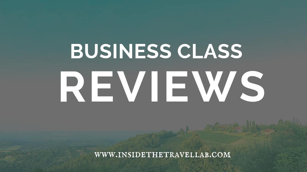 Business Class Reviews