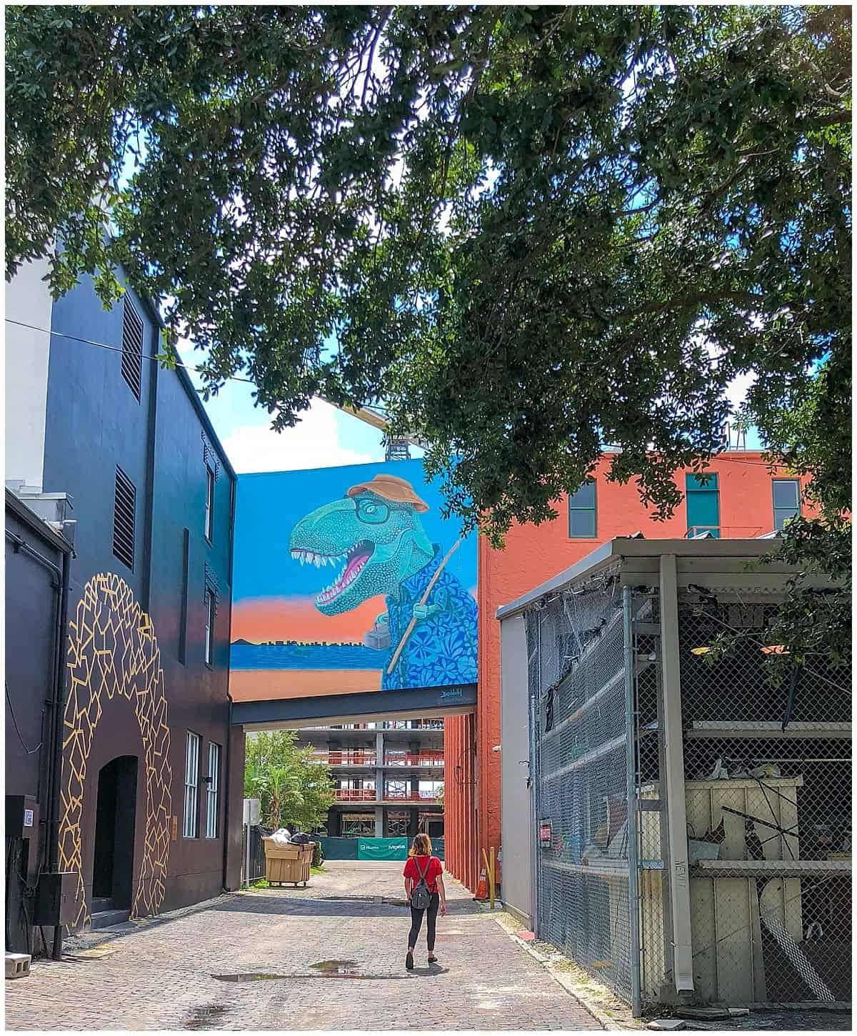 On the art trail in St Pete