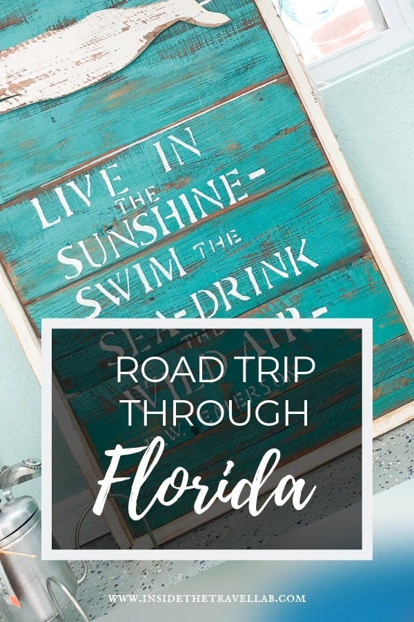 A beautiful, cultural art route through Florida. Put together a road trip through the sunshine state with a difference. From Chihuly to Salvador Dali to Bradenton Arts Village. An inside guide from @insidetravellab #TravelFlorida #Florida