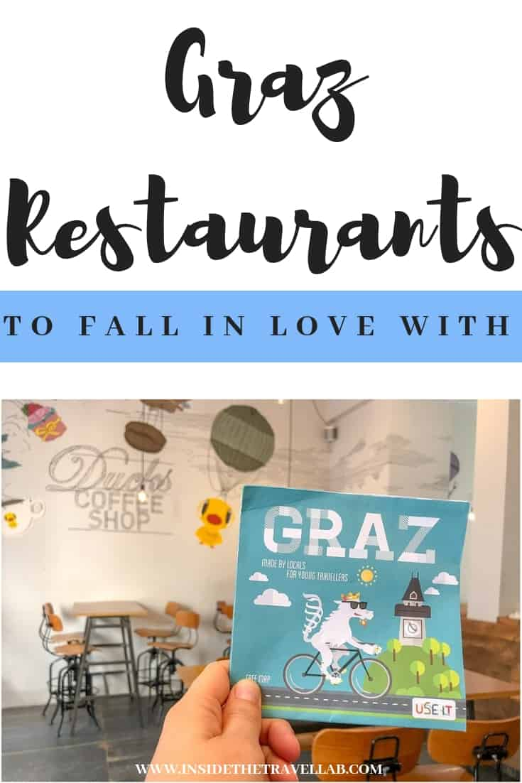 What to eat and what food to find in Graz, Austria. The very best restaurants in Graz, Austria, plus an introduction tot he local cuisine.  #Graz #GoodFood #Austria