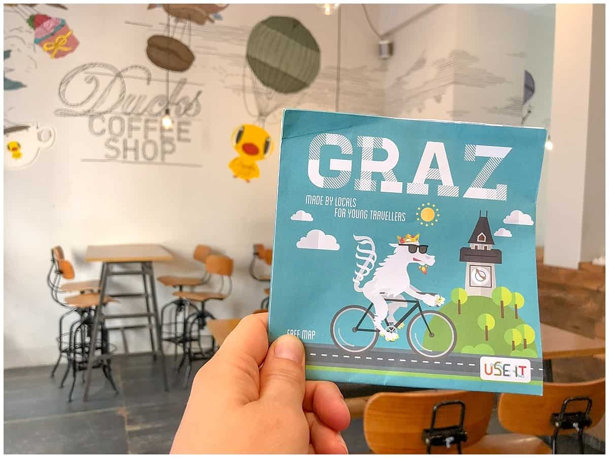 Graz Restaurants - Ducks Coffee Shop