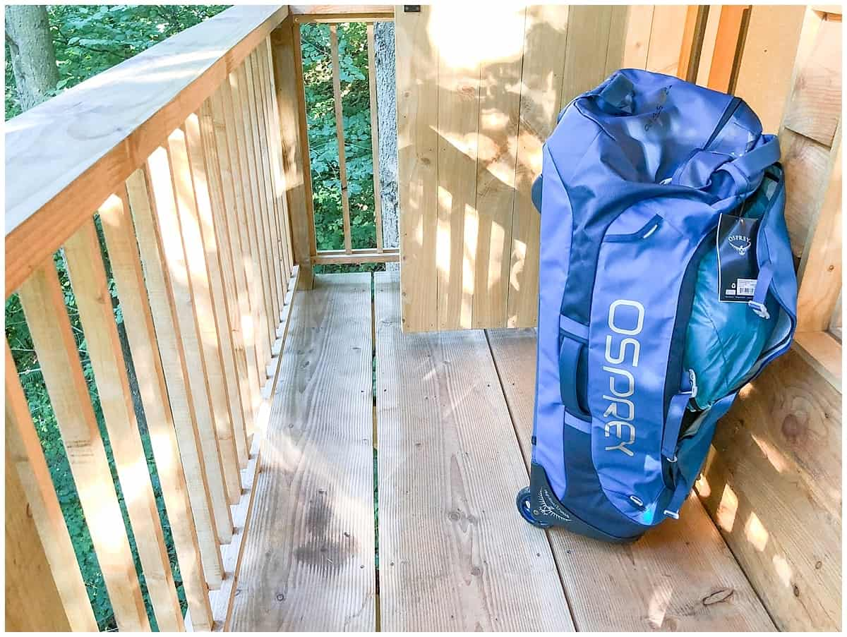 Osprey Transporter 120 Review