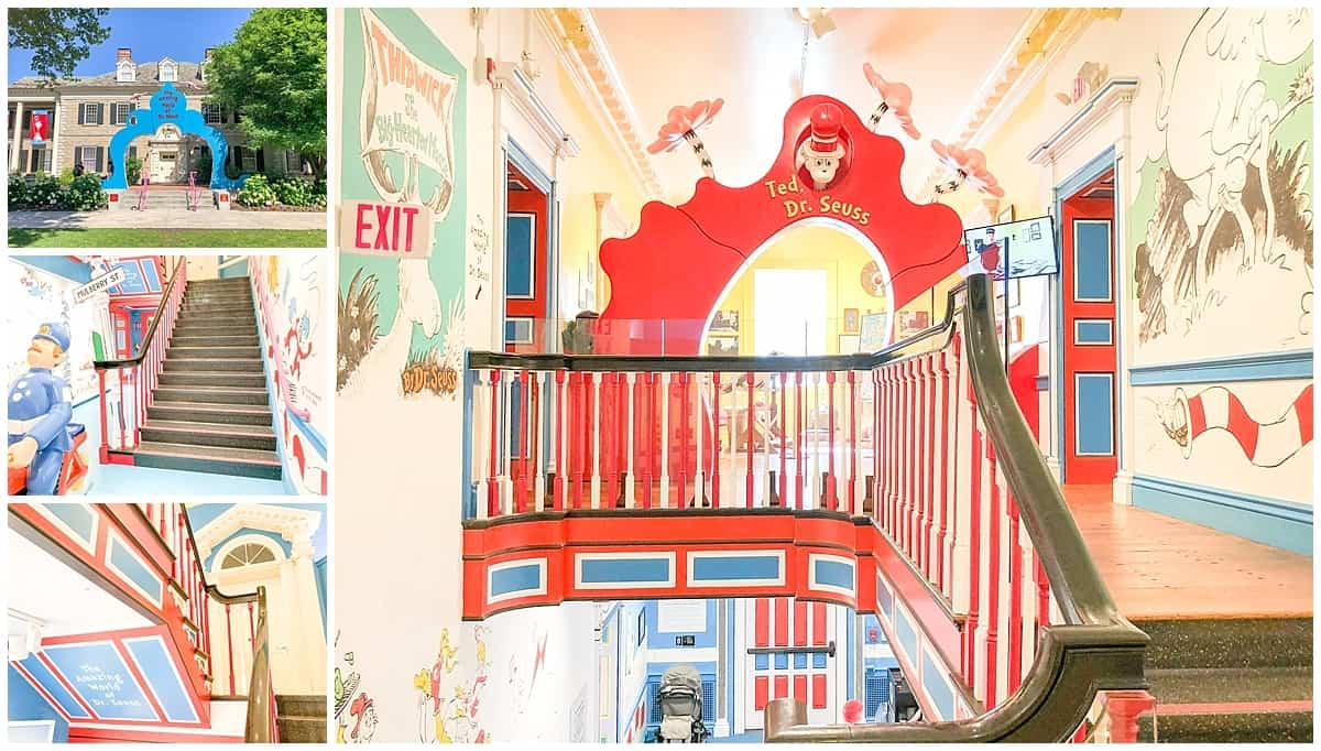 Road trip from Boston - Dr Seuss Museum Springfield Massachusetts-1
