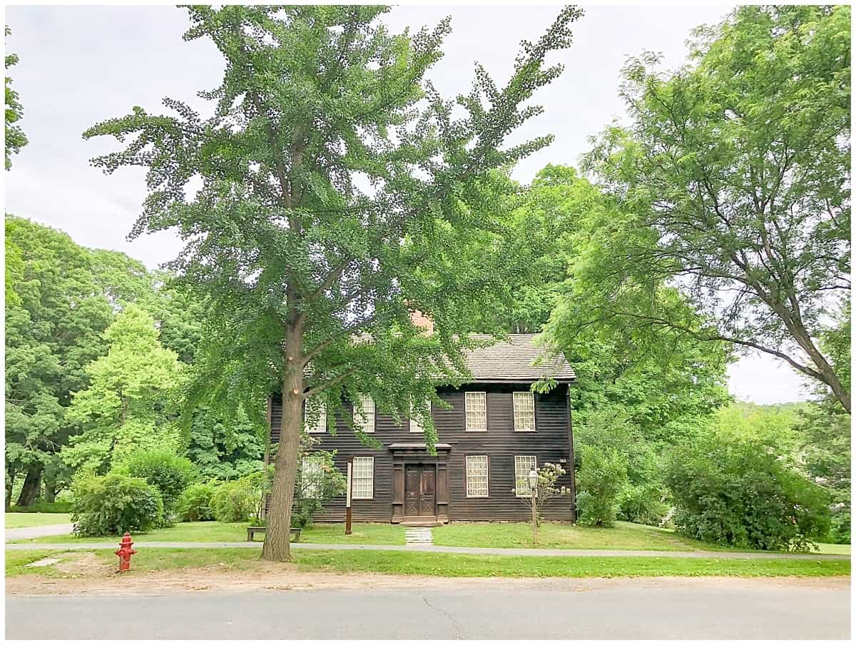 Road trip from Boston - Historic Deerfield Massachusetts