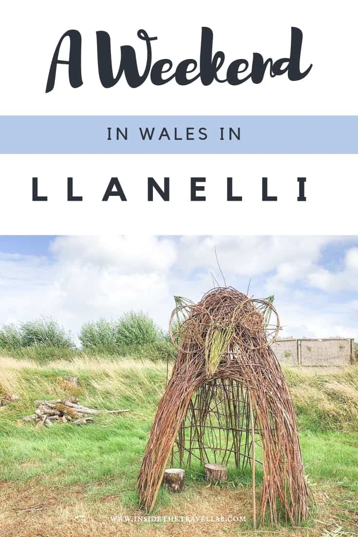 A weekend in Wales in Llanelli, staying at the beautiful Llwyn Country House. #Wales #VisitWales #Llanelli