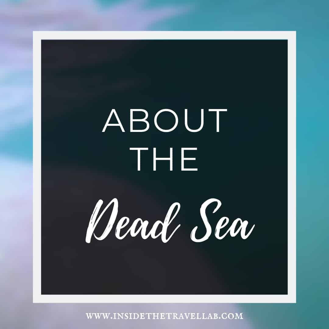 Interesting facts about the Dead Sea and how to visit it in Jordan